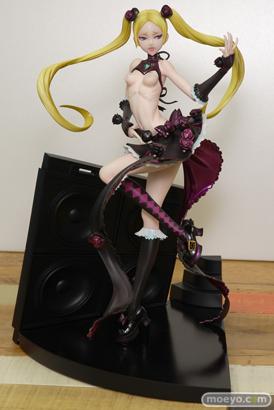 セカントアックスのRAITAオリジナルキャラクター マユリの新作フィギュア彩色サンプル画像24