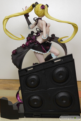セカントアックスのRAITAオリジナルキャラクター マユリの新作フィギュア彩色サンプル画像28