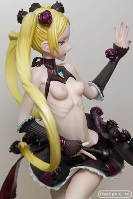 セカントアックスのRAITAオリジナルキャラクター マユリの新作フィギュア彩色サンプル画像35