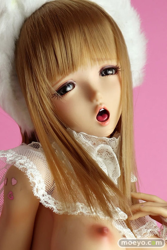 Pink Drops #35 真由美(マユミ) 新作アダルトドールサンプル画像11
