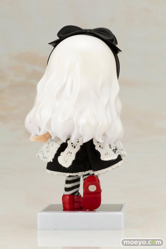 コトブキヤのキューポッシュフレンズ アリス ノワール-Alice Noir-の新作フィギュア彩色サンプル画像02