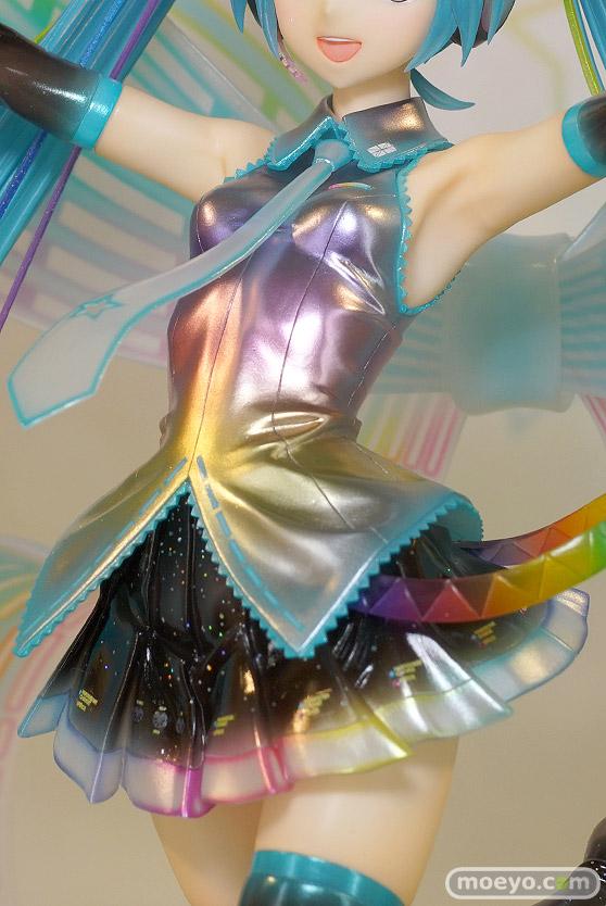 グッドスマイルカンパニーの初音ミク 10th Anniversary Ver.の新作フィギュア彩色サンプル画像11