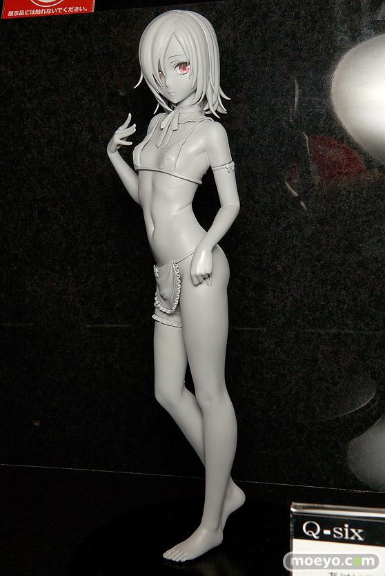Q-sixのあけいろ怪奇譚 ベルベットの新作フィギュア原型画像03