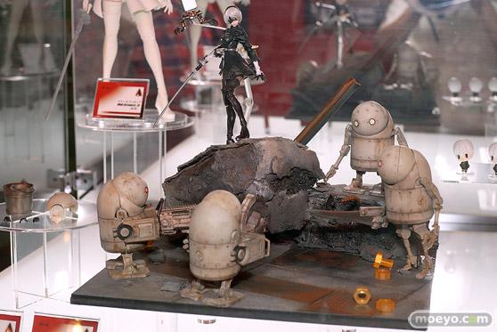 スクウェア・エニックスのニーアオートマタ BRING ARTS 2B&機械生命体の新作フィギュア彩色サンプル画像01