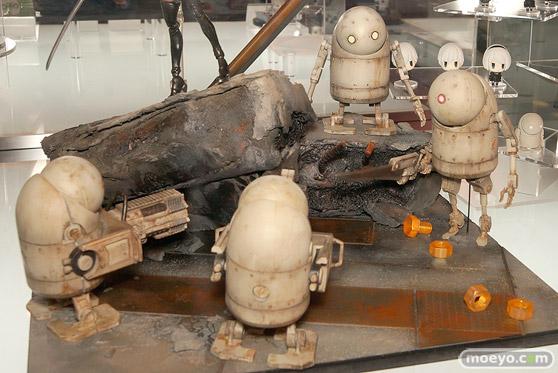 スクウェア・エニックスのニーアオートマタ BRING ARTS 2B&機械生命体の新作フィギュア彩色サンプル画像10