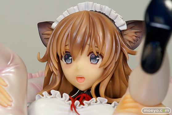 スカイチューブの猫柳モモ illustration by 深崎暮人の新作フィギュア彩色サンプル画像15