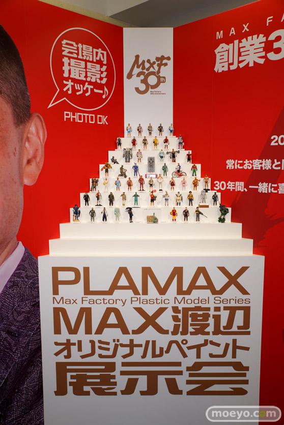 マックスファクトリー設立30周年 オメデトMAX展示会 会場の様子レポート03