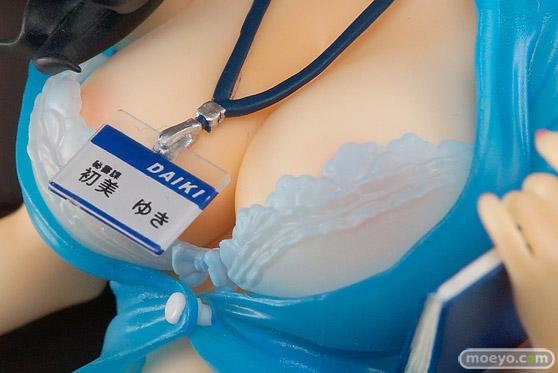 ダイキ工業のCLオリジナル 秘書課 初美ゆき[青い小悪魔]の新作フィギュア彩色サンプル画像17