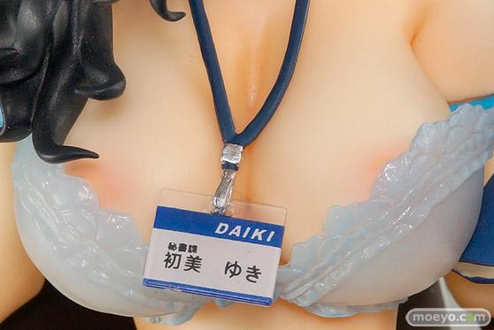 ダイキ工業のCLオリジナル 秘書課 初美ゆき[青い小悪魔]の新作フィギュア彩色サンプル画像27