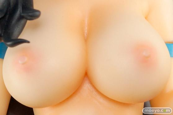 ダイキ工業のCLオリジナル 秘書課 初美ゆき[青い小悪魔]の新作フィギュア彩色サンプルキャストオフおっぱい画像14