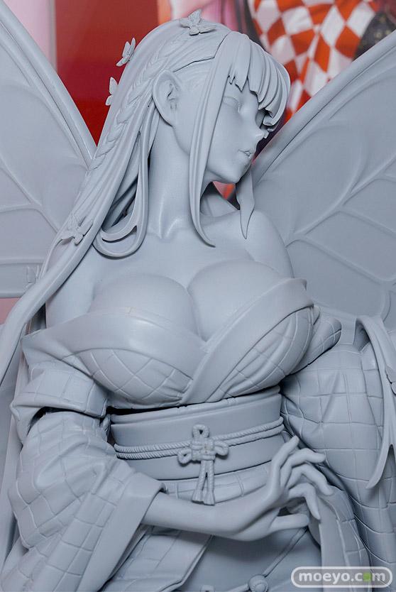フレアの八宝備仁画集「紅蝶(ほてり)」カバーイラスト(仮)の監修中原型画像06
