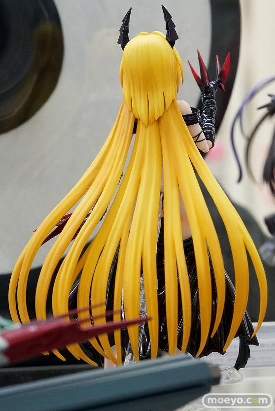 メガハウスのヴァリアブルアクションヒーローズDX To LOVEる-とらぶる-ダークネス 金色の闇(トランス・ダークネス)の新作フィギュア彩色サンプル画像09