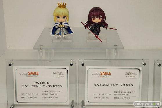 Fate Grand Order フィギュアギャラリー 会場の様子05