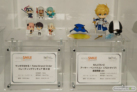 Fate Grand Order フィギュアギャラリー 会場の様子10