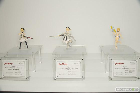 Fate Grand Order フィギュアギャラリー 会場の様子16