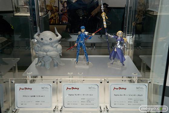 Fate Grand Order フィギュアギャラリー 会場の様子17