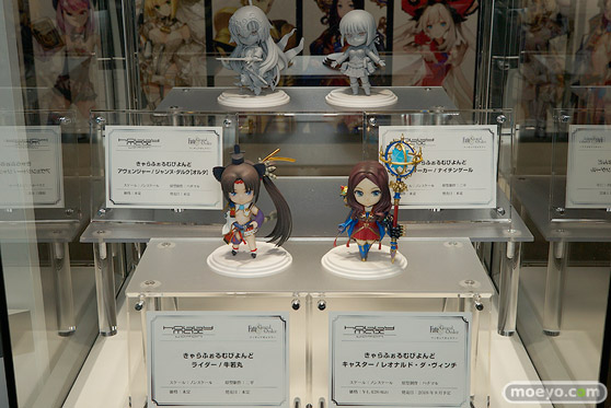 Fate Grand Order フィギュアギャラリー 会場の様子23