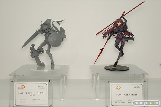 Fate Grand Order フィギュアギャラリー 会場の様子25