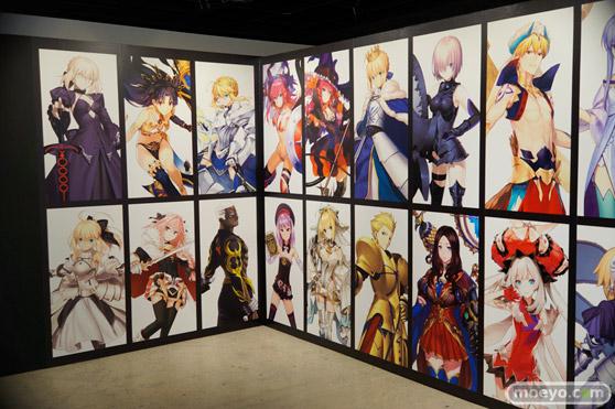 Fate Grand Order フィギュアギャラリー 会場の様子28