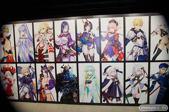Fate Grand Order フィギュアギャラリー 会場の様子29