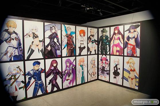 Fate Grand Order フィギュアギャラリー 会場の様子30