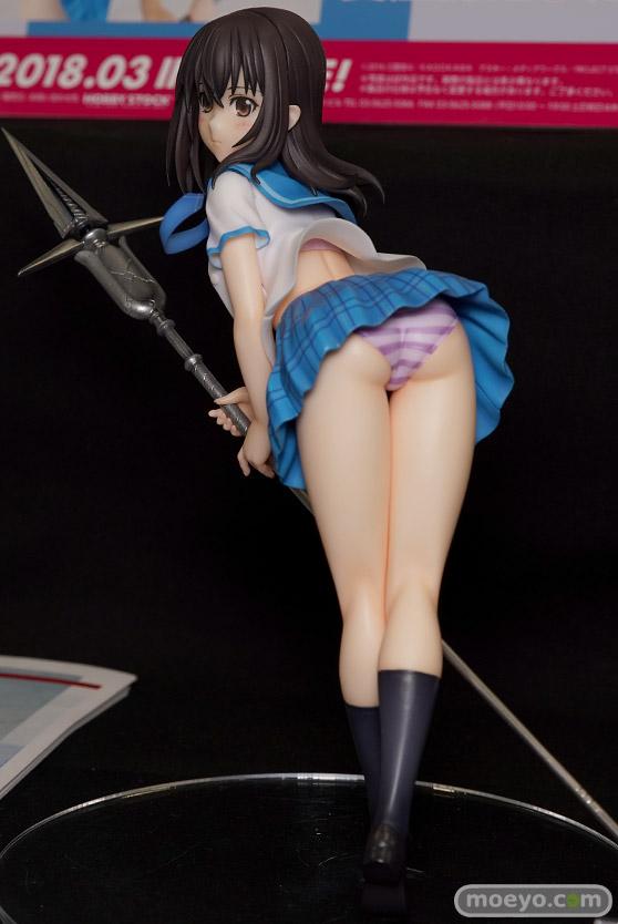 ホビーストックのストライク・ザ・ブラッドII OVA 姫柊雪菜の新作フィギュア彩色サンプル画像05