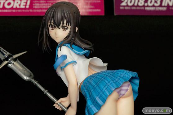 ホビーストックのストライク・ザ・ブラッドII OVA 姫柊雪菜の新作フィギュア彩色サンプル画像06