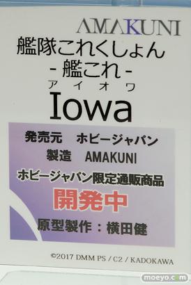メガホビEXPO 2017 Autumn 新作フィギュア展示の様子 ホビージャパン08