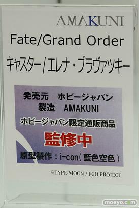メガホビEXPO 2017 Autumn 新作フィギュア展示の様子 ホビージャパン20