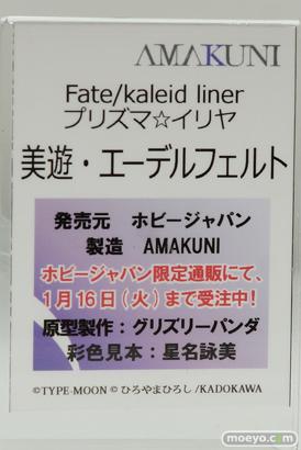 メガホビEXPO 2017 Autumn 新作フィギュア展示の様子 ホビージャパン24