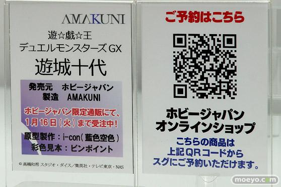メガホビEXPO 2017 Autumn 新作フィギュア展示の様子 ホビージャパン27
