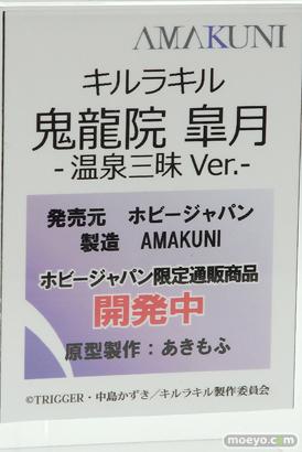メガホビEXPO 2017 Autumn 新作フィギュア展示の様子 ホビージャパン37