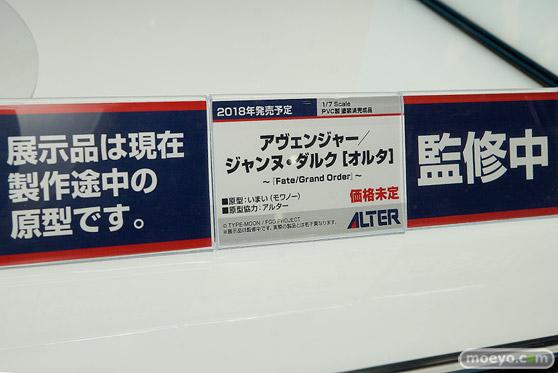 メガホビEXPO 2017 Autumn 新作フィギュア展示の様子 アルター16