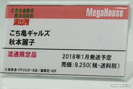 メガホビEXPO 2017 Autumn 新作フィギュア展示の様子 メガハウス07