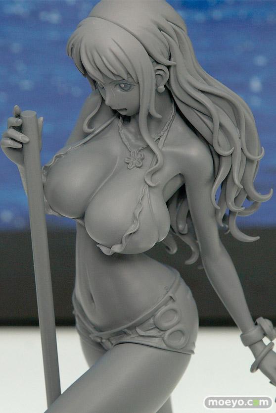 メガホビEXPO 2017 Autumn 新作フィギュア展示の様子 メガハウス17