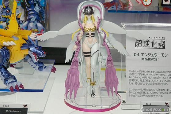 メガホビEXPO 2017 Autumn 新作フィギュア展示の様子 メガハウス31