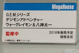 メガホビEXPO 2017 Autumn 新作フィギュア展示の様子 メガハウス35