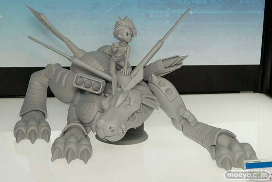 メガホビEXPO 2017 Autumn 新作フィギュア展示の様子 メガハウス36