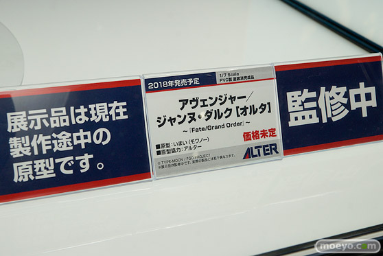 アルターのアヴェンジャー/ジャンヌ・ダルク[オルタ]の新作フィギュア原型画像13