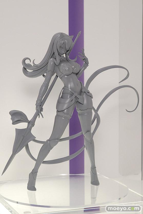 ホビージャパンのクイーンズブレイド UNLIMITED 絶影の追跡者 エリナの新作フィギュア原型画像02