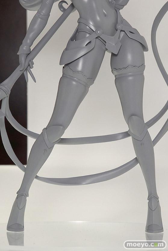 ホビージャパンのクイーンズブレイド UNLIMITED 絶影の追跡者 エリナの新作フィギュア原型画像06