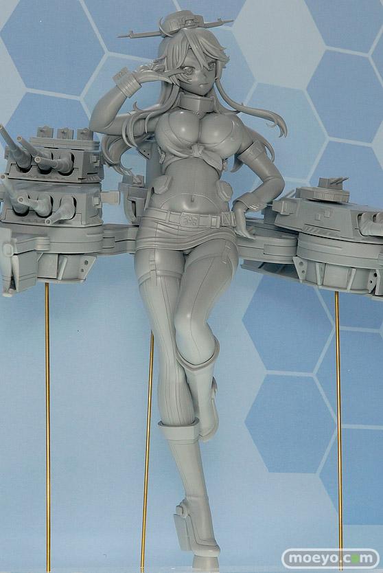 ホビージャパンの艦隊これくしょん-艦これ- Iowaアイオワの新作フィギュア原型画像09