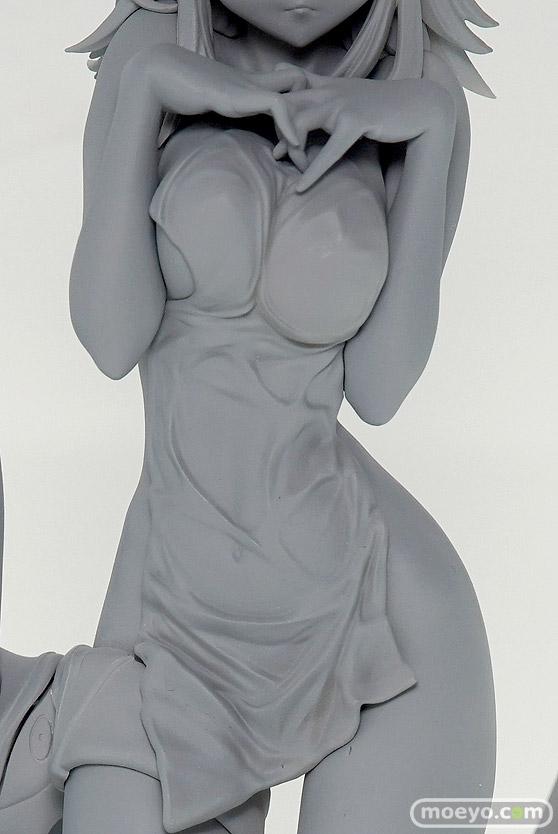 ホビージャパンのキルラキル 纏流子 -温泉三昧 Ver.の新作フィギュア原型画像-06