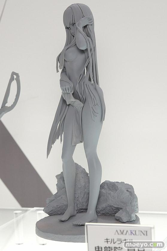 ホビージャパンのキルラキル鬼龍院皐月 -温泉三昧 Ver.の新作フィギュア原型画像-03