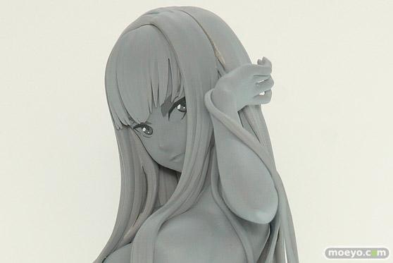 ホビージャパンのキルラキル鬼龍院皐月 -温泉三昧 Ver.の新作フィギュア原型画像-05