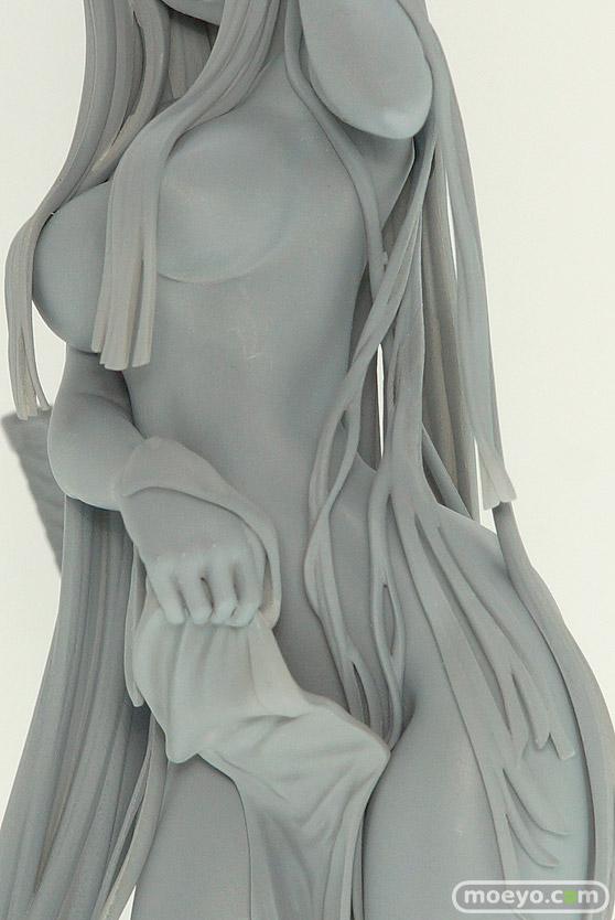 ホビージャパンのキルラキル鬼龍院皐月 -温泉三昧 Ver.の新作フィギュア原型画像-07