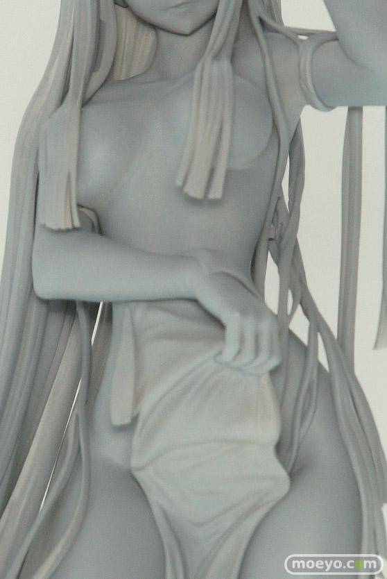 ホビージャパンのキルラキル鬼龍院皐月 -温泉三昧 Ver.の新作フィギュア原型画像-08