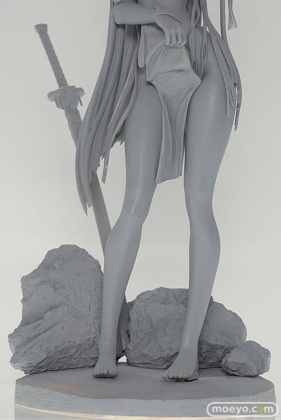 ホビージャパンのキルラキル鬼龍院皐月 -温泉三昧 Ver.の新作フィギュア原型画像-10
