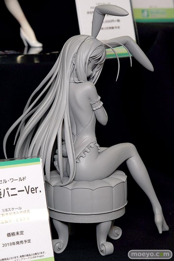 ベルファインのアクセル・ワールド 黒雪姫バニーVer.の新作フィギュア原型画像02