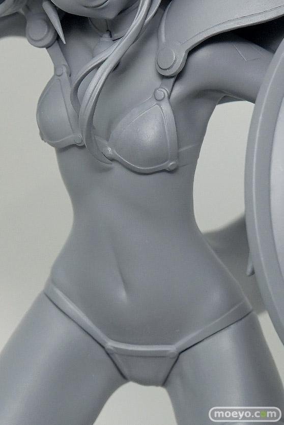 キューズQのFate/Grand Order セイバー/エリザベート・バートリー[ブレイブ]新作フィギュアの監修中原型画像06